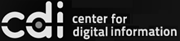 Center for Digitial Information logo